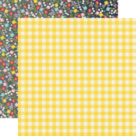 """Summer Farmhouse Choose to Shine Double Sided 12x12"""" - Unit of 5"""