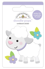 Lamby Mini Doodlepop - Unit of 3