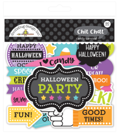 Candy Carnival Chit Chat - unit of 3