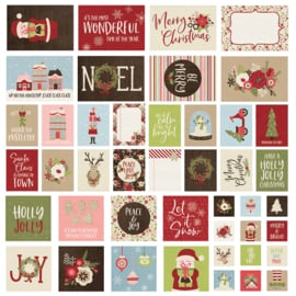 Holly Jolly SN@P! Cards - Unit of 3