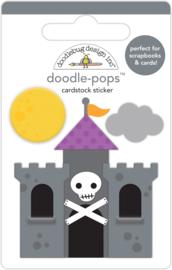 Dracula's Castle Doodlepop - Unit of 3