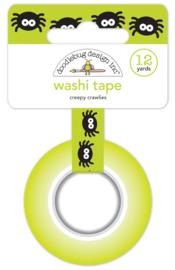 Creepy Crawlies Washi Tape - Unit of 3