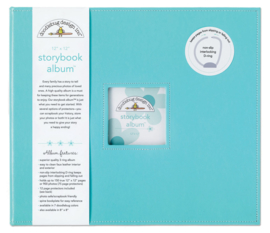 Swimming Pool Storybook Album 12x12 - Unit of 1