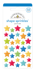 You're a Star Shape Sprinkles - unit of 3