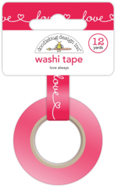 Love Always Washi Tape  - Unit of 3