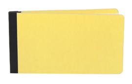 4x6 SN@P! Flipbook - Yellow - unit of 3