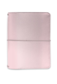 A6 Traveler Notebook Pink - Unit of 1