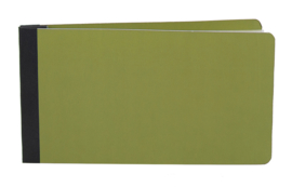 4x6 SN@P! Flipbook - Green - unit of 3