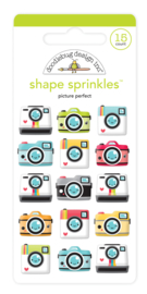 Picture Perfect Shape Sprinkles - unit of 3