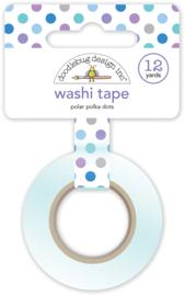 Polar Polka Dots Washi Tape - Unit of 3
