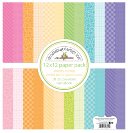 Simply Spring Petite Print Assortment - Unit of 1