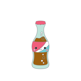 Soda Collectible Pin - Unit of 1
