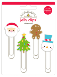 Holiday Cheer Jelly Clips - Unit of 3