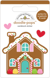 Cookie Cottage Doodlepop - Unit of 3