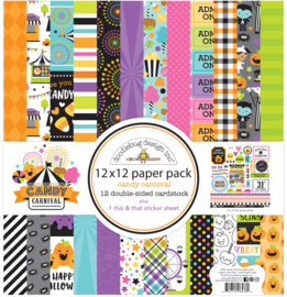 Candy Carnival 12x12 Paperpack - Unit of 1
