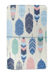 Travelers Notebook Feathers- Unit of 1