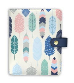 Personal Planner Feathers- Unit of 1