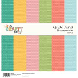 Hey, Crafty Girl Simple Basics Kit - Unit of 3
