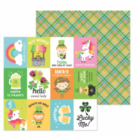 """Pot o'Gold  Double Sided 12x12""""  - Unit of 5"""