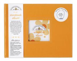 Tangerine Storybook Album 8x8 - Unit of 1