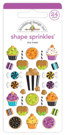 Tiny Treats Shape Sprinkles - unit of 3