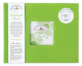 Limeade Storybook Album 8x8 - Unit of 1