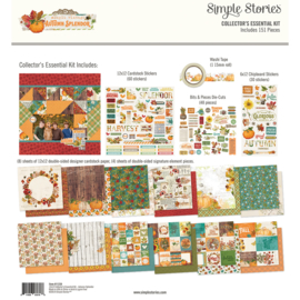 Autumn Splendor Collectors Essentials Kit - Unit of 1
