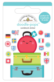Pack your Bags  Doodlepop - Unit of 3