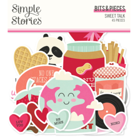Sweet Talk - Bits & Pieces - Unit of 3
