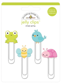 Simply Spring Jelly Clips - Unit of 3