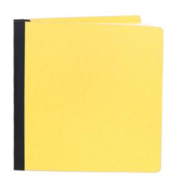 6X8 SN@P! Flipbook - Yellow - unit of 3