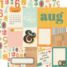 Hello Today - August - Unit of 5