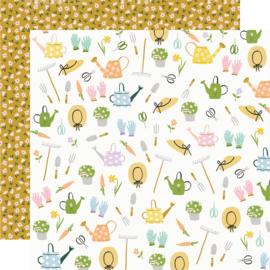 Bunnies + Blooms - Garden Party - Unit of 5