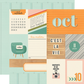 Hello Today - October - Unit of 5