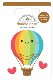 Up, Up and Away  Doodlepop - Unit of 3