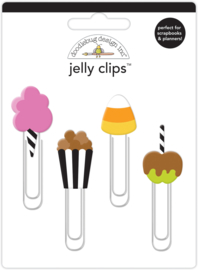Candy Carnival Jelly Clips - Unit of 3