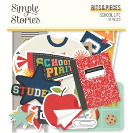 School Life - Bits & Pieces- Unit of 3