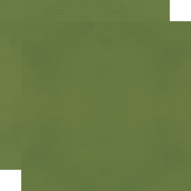 "Winter Farmhouse Juniper/Dots Double Sided 12x12"" - Unit of 5"