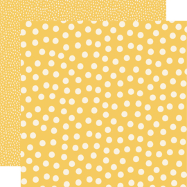 Say Cheese Main Street - Yellow Dots - Unit of 5