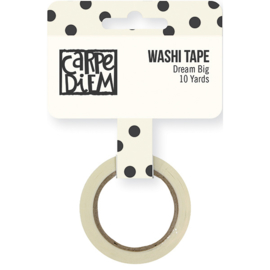 Dream Big Washi Tape- Unit of 3