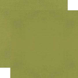 "Olive Textured Cardstock Double Sided 12x12"" - Unit of 5"