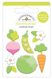 Little Garden Mini Doodlepop - Unit of 3
