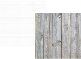 "Birch Grid Double Sided 12x12"" - Unit of 5"
