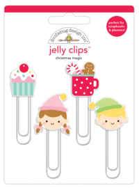Christmas Magic Jelly Clips - Unit of 3