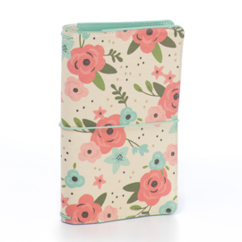 Cream Blossom Traveler's Notebook- Unit of 1
