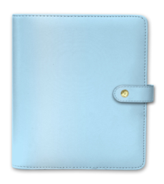 A5 Planner Sky Blue - Unit of 1