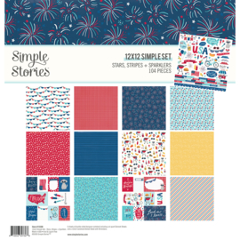 Stars, Stripes & Sparklers