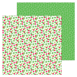 """Berry Merry 12x12"""" Double Sided 12x12""""  - Unit of 5"""