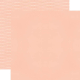 "Blush Textured Cardstock Double Sided 12x12"" - Unit of 5"