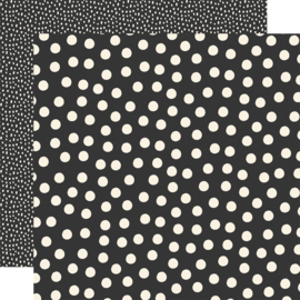 Say Cheese Main Street - Black Dots - Unit of 5